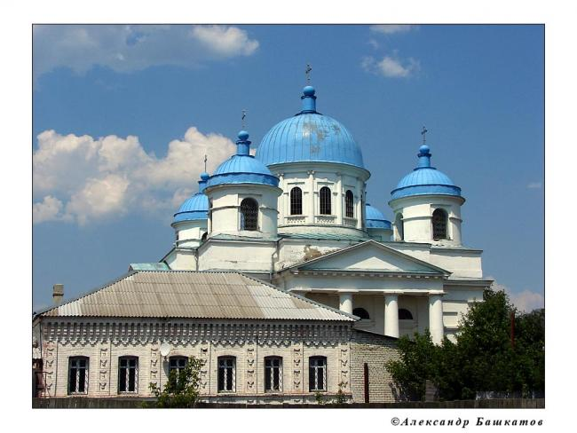 Храм Знамения Пресвятой Богородицы